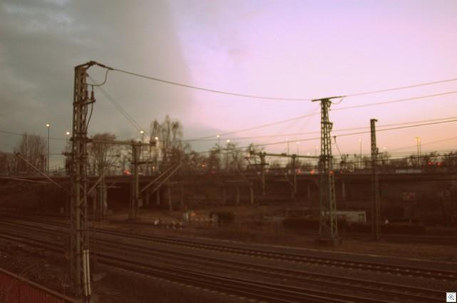 Bahndamm VI