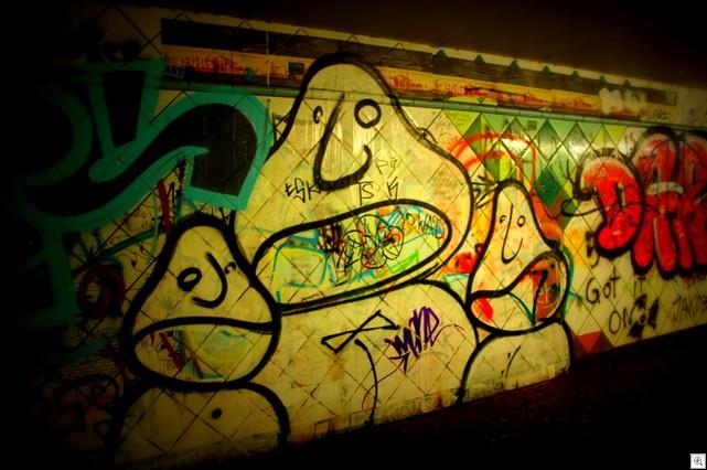 Grafitti III