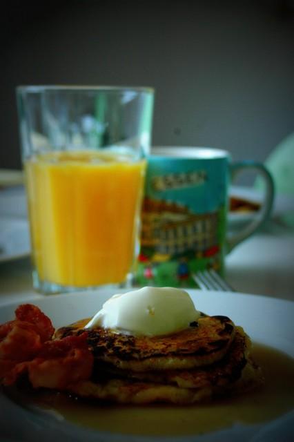 Glücklichmachfrühstück
