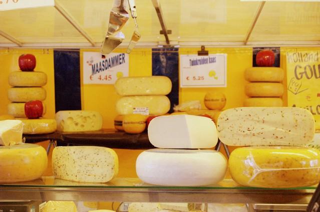 Mehr Käse