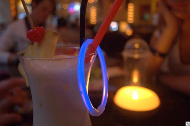 Leuchtecocktail