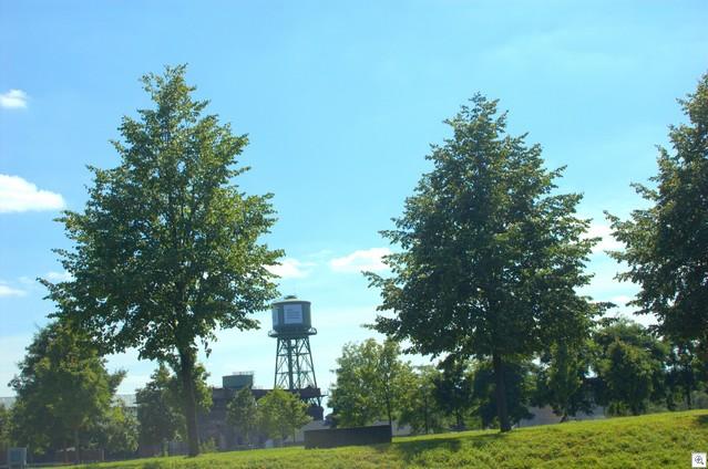 Wasserturm?