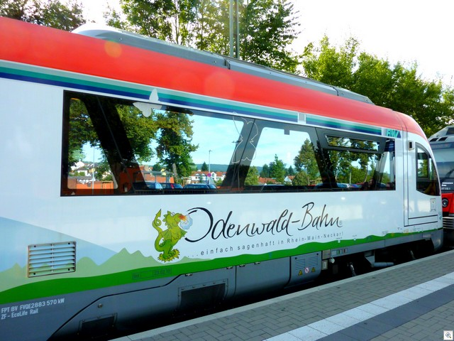 Odenwald-Bahn