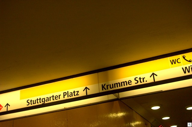 Krumme Straße