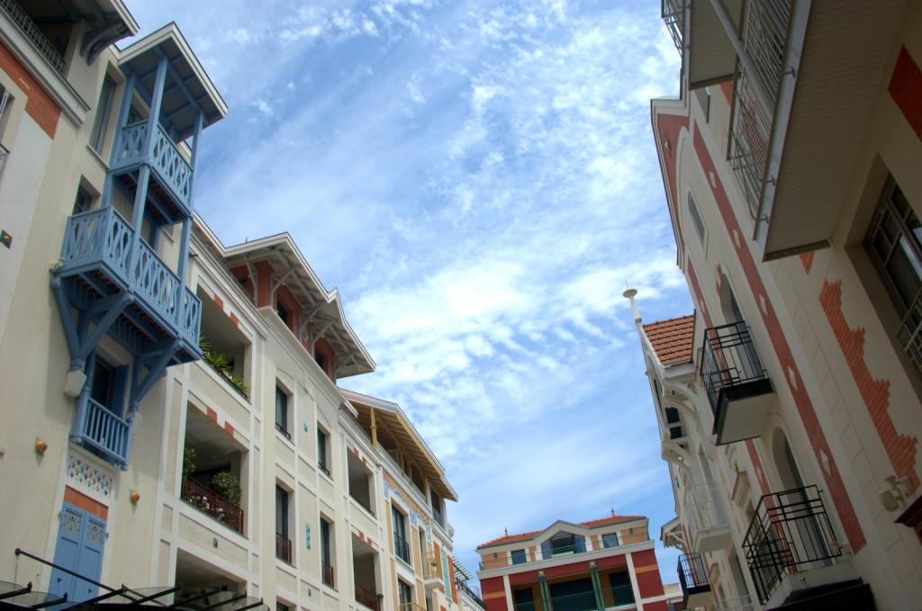 Noch mehr Häuser