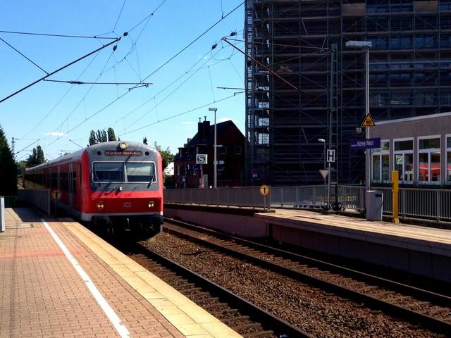 Bahn kommt