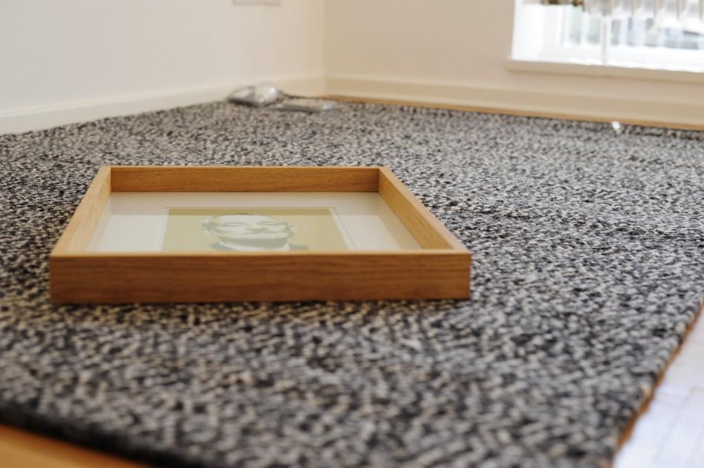 Bill Murray auf Teppich