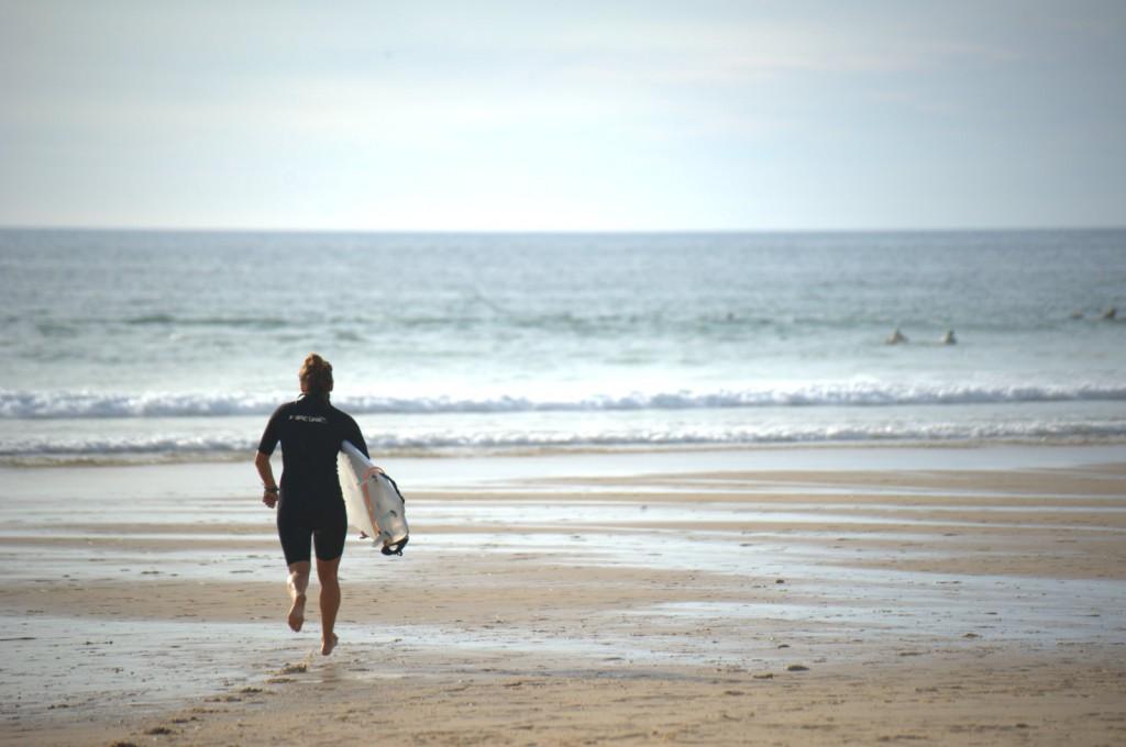 Zu den Wellen