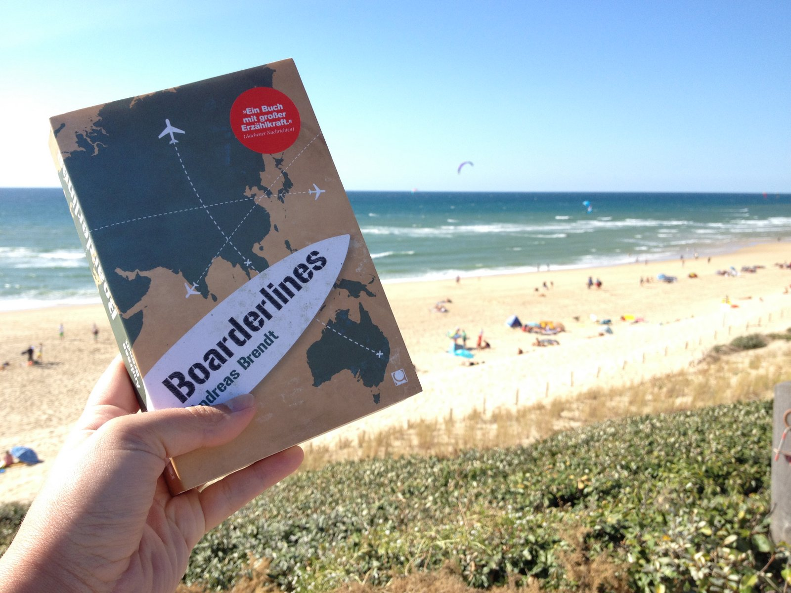 Andreas Brendt: Boarderlines